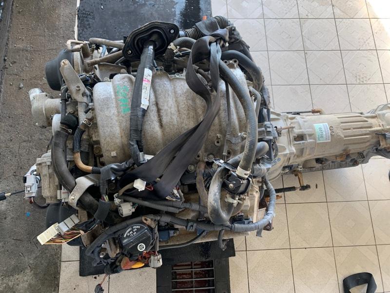 Форсунки топливные Toyota Land Cruiser UZJ100 2UZFE 2001 (б/у)