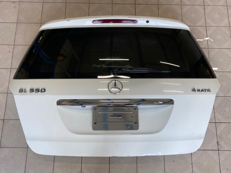 Накладка двери багажника Mercedes-Benz Gl-Class X164 M273KE55 2008 (б/у)