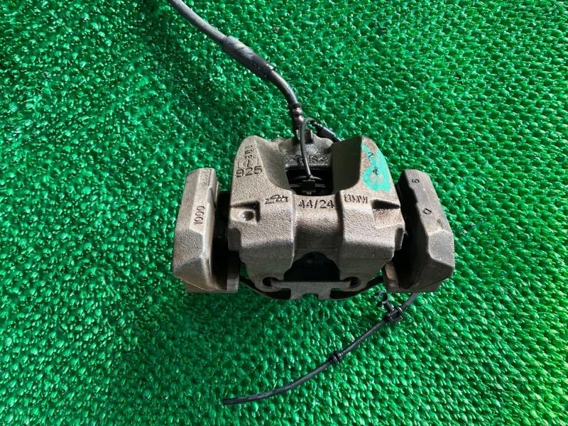 Суппорт тормозной Bmw 7-Series F01 N63B44 2008 задний правый (б/у)