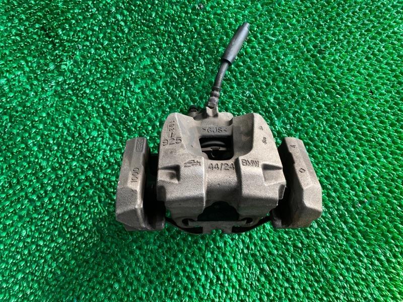 Суппорт тормозной Bmw 7-Series F01 N63B44 2008 задний левый (б/у)