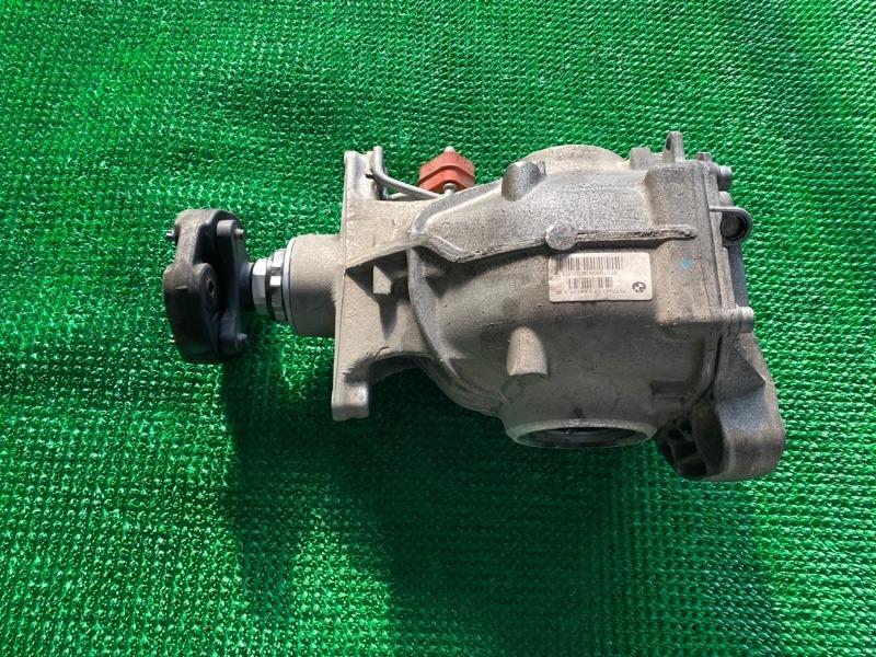 Редуктор Bmw 7-Series F01 N63B44 2008 задний (б/у)
