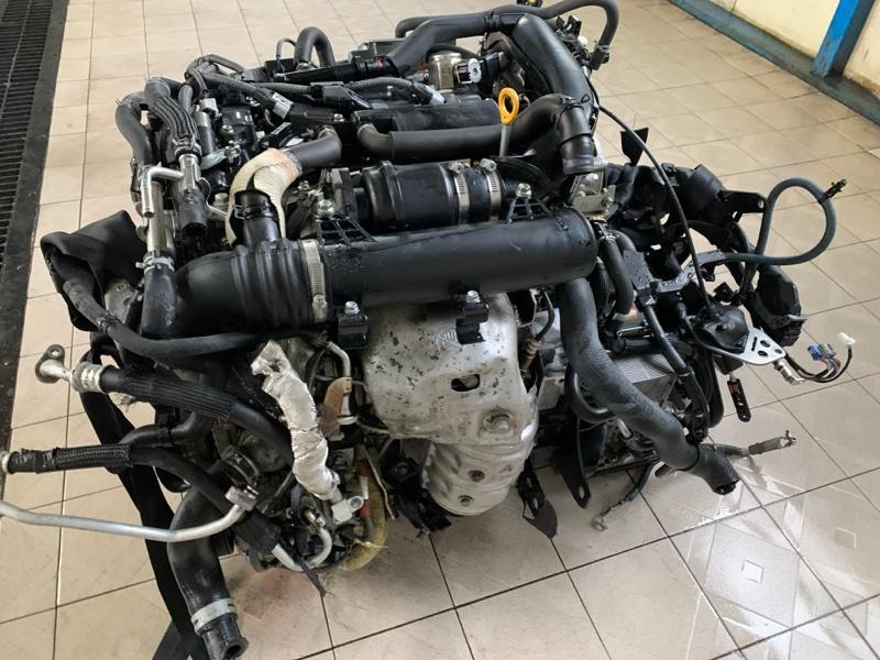Двигатель Lexus Nx200T AGZ15 8ARFTS 2016 (б/у)