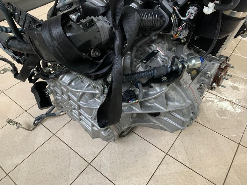 Акпп Lexus Nx200T AGZ15 8ARFTS 2016 (б/у)