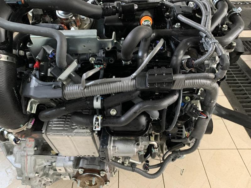 Коллектор впускной Lexus Nx200T AGZ15 8ARFTS 2016 (б/у)