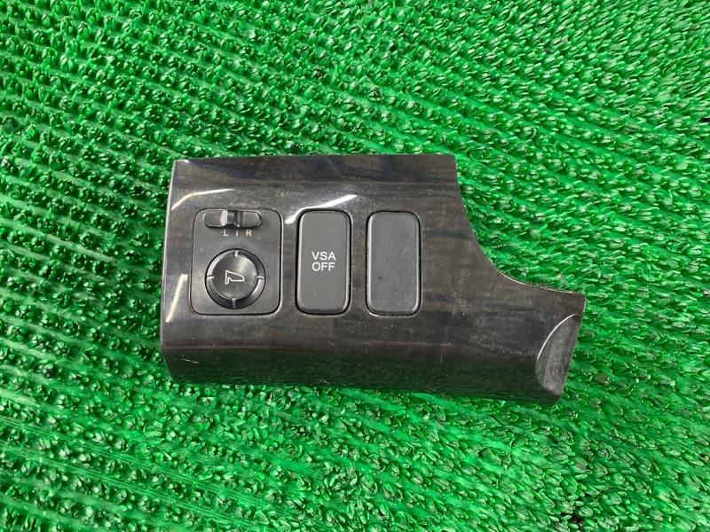 Накладка на торпедо Acura Mdx YD2 J37A 2006 (б/у)