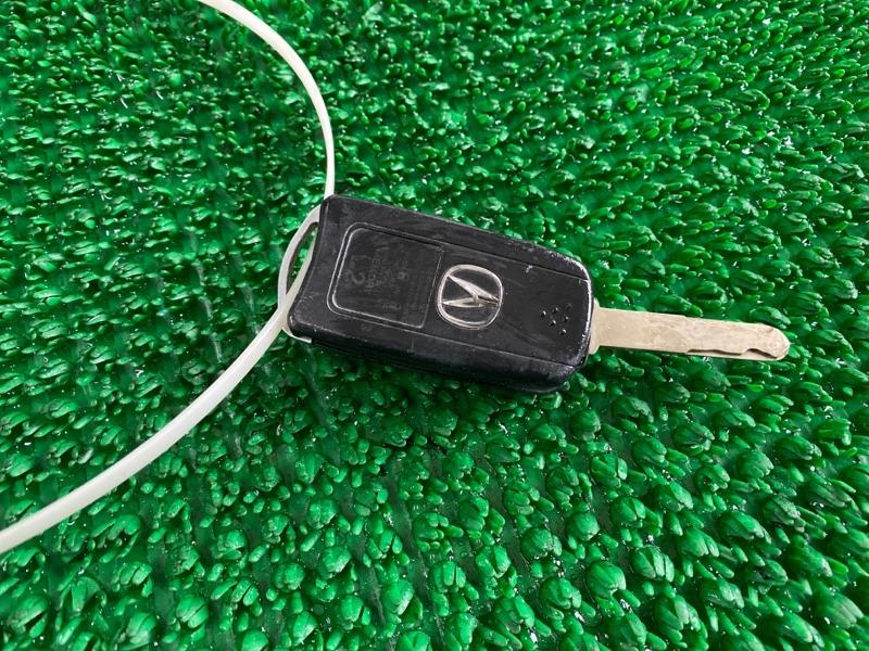 Ключ зажигания Acura Mdx YD2 J37A 2006 (б/у)