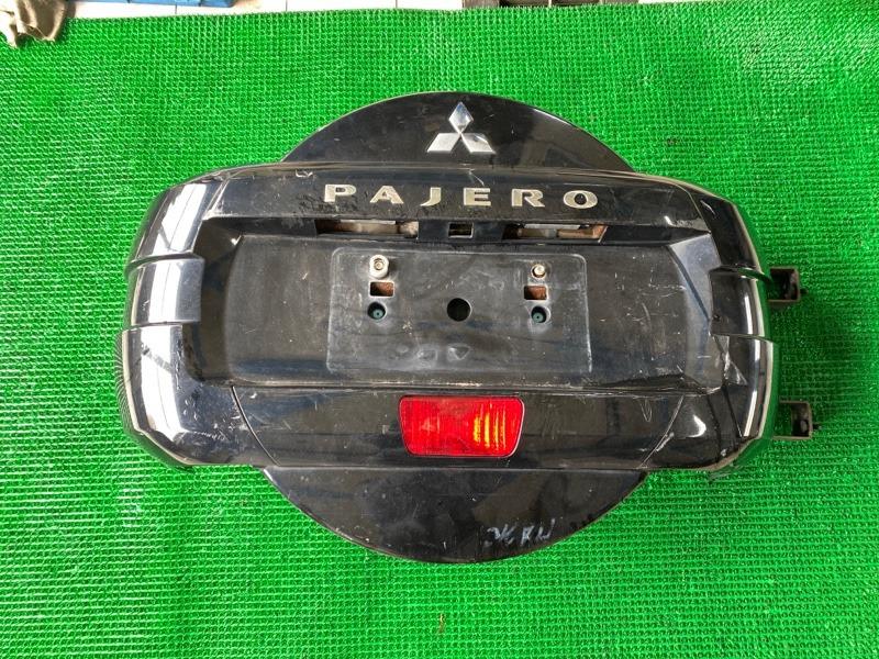 Колпак запасного колеса Mitsubishi Pajero V83W 4M41 2008 (б/у)