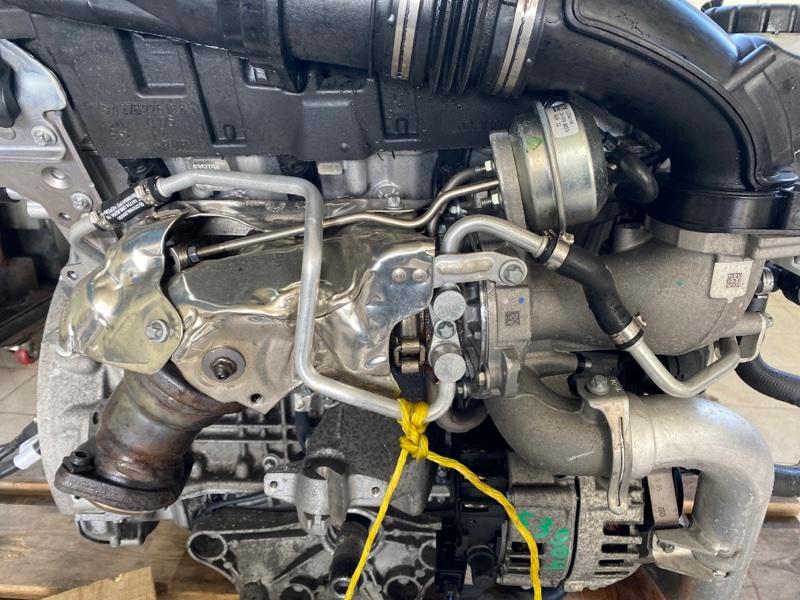 Турбина Mercedes-Benz C-Class W205 276.823 2017 правая (б/у)