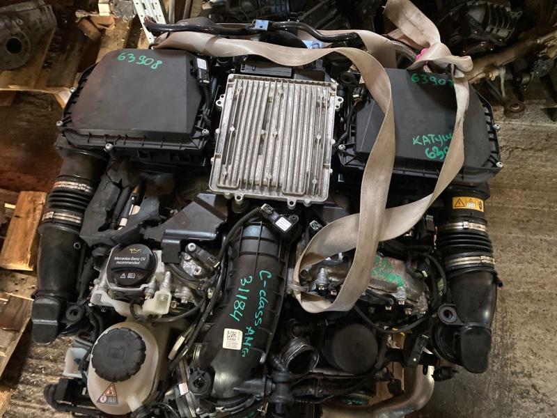 Блок управления двигателем Mercedes-Benz C-Class W205 276.823 2017 (б/у)