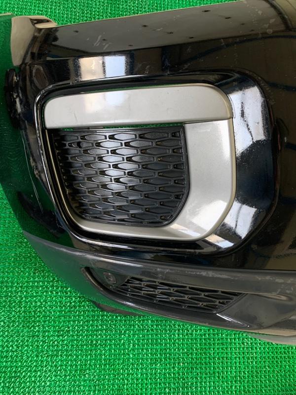 Решетка бампера Land Rover Range Rover Evoque L538 204PT 2015 передняя правая (б/у)