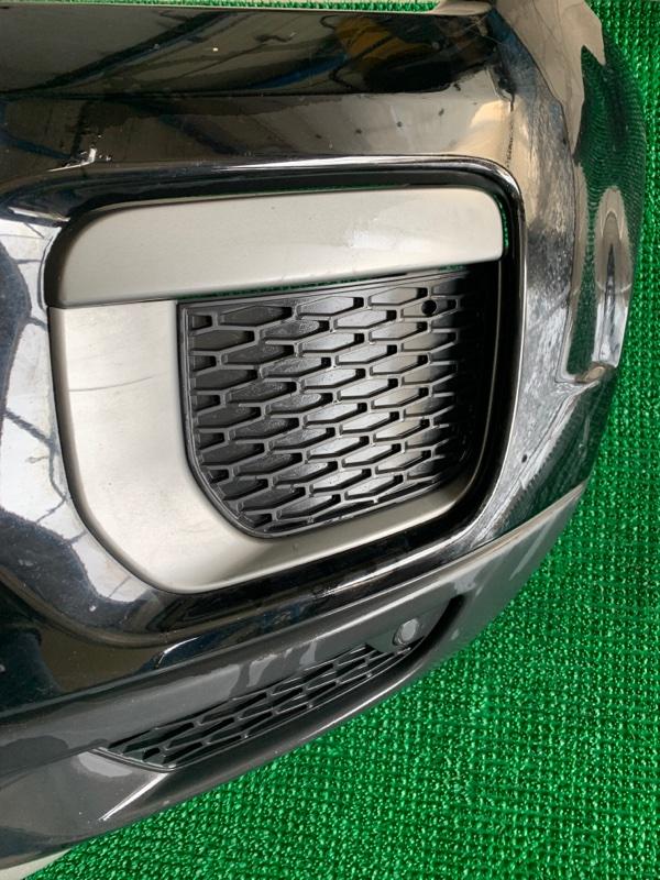 Решетка бампера Land Rover Range Rover Evoque L538 204PT 2015 передняя левая (б/у)