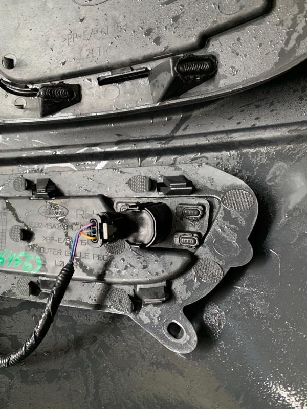 Датчик парковки Land Rover Range Rover Evoque L538 204PT 2015 передний (б/у)