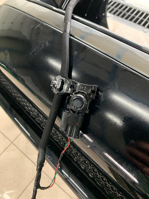 Датчик парковки Lexus Nx200T AGZ10 8ARFTS 2014 задний (б/у)