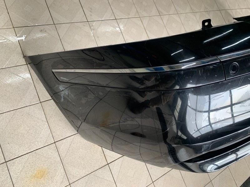 Накладка бампера Bmw 7-Series E65 N63B44 2006 задняя левая (б/у)