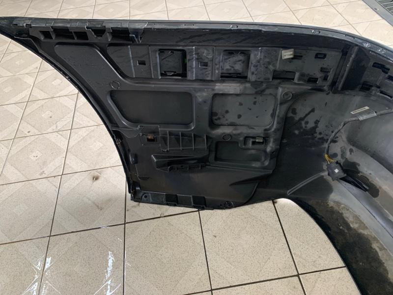 Крепление бампера Bmw 7-Series E65 N63B44 2006 заднее правое (б/у)