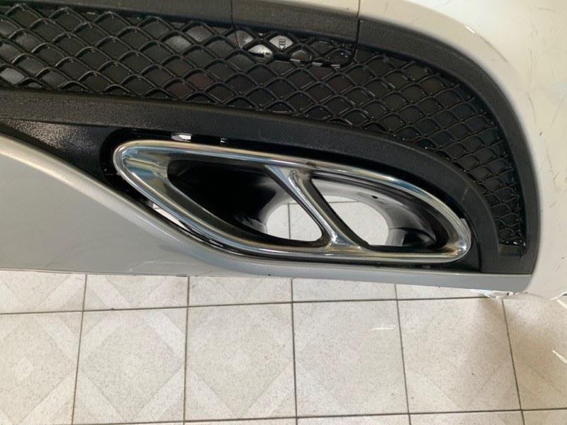 Насадка глушителя Mercedes-Benz C-Class W205 276.823 2017 задняя правая (б/у)