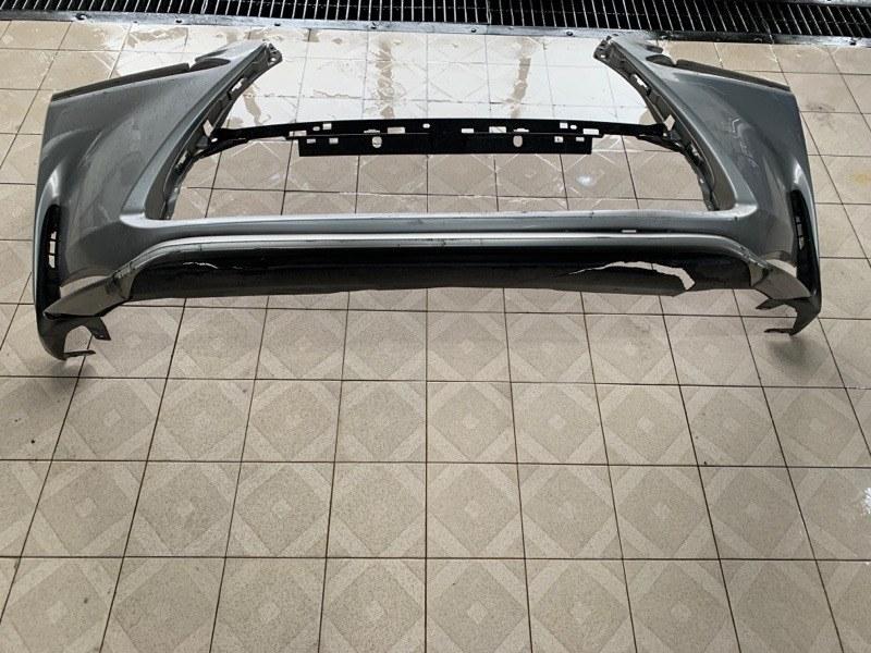 Юбка бампера Lexus Nx AGZ15 8ARFTS 2015 передняя (б/у)