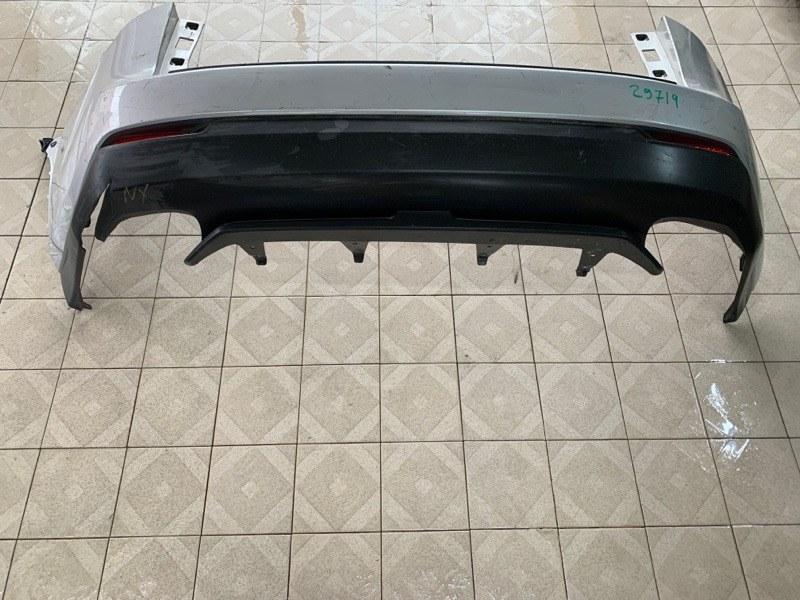 Накладка бампера Lexus Nx AGZ15 8ARFTS 2015 задняя (б/у)