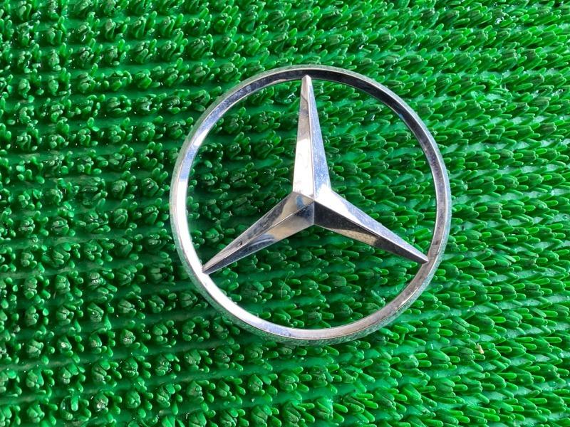 Эмблема багажника Mercedes-Benz M-Class W164 M272E35 2006 (б/у)