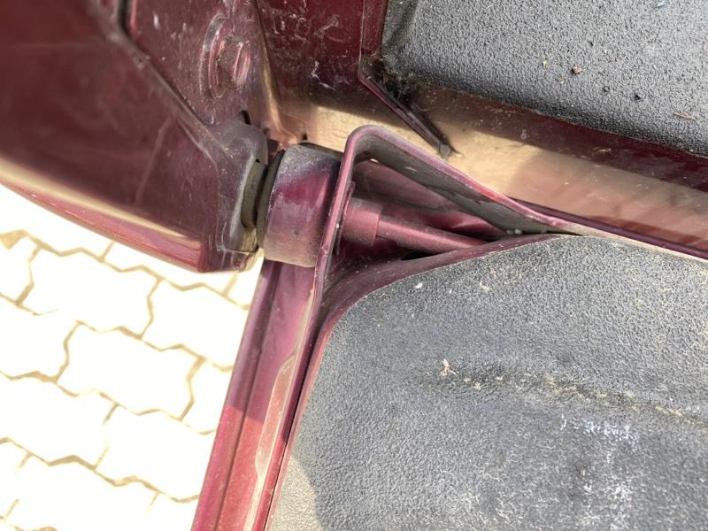 Петля двери багажника Dodge Ram DJ EKG 2011 левая (б/у)
