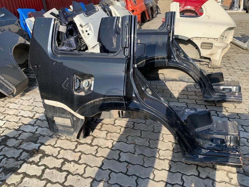 Крыло Mitsubishi Pajero V83W 4M41 2008 заднее правое (б/у)
