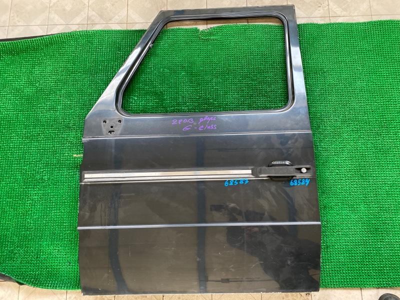 Ограничитель двери Mercedes-Benz G-Class W463 M104E32 1990 передний левый (б/у)