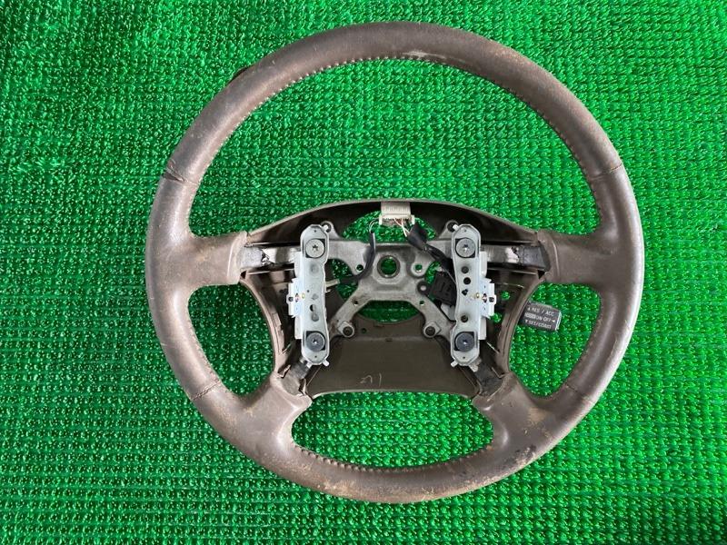 Руль Toyota Land Cruiser FZJ80 1FZFE 1993 (б/у)