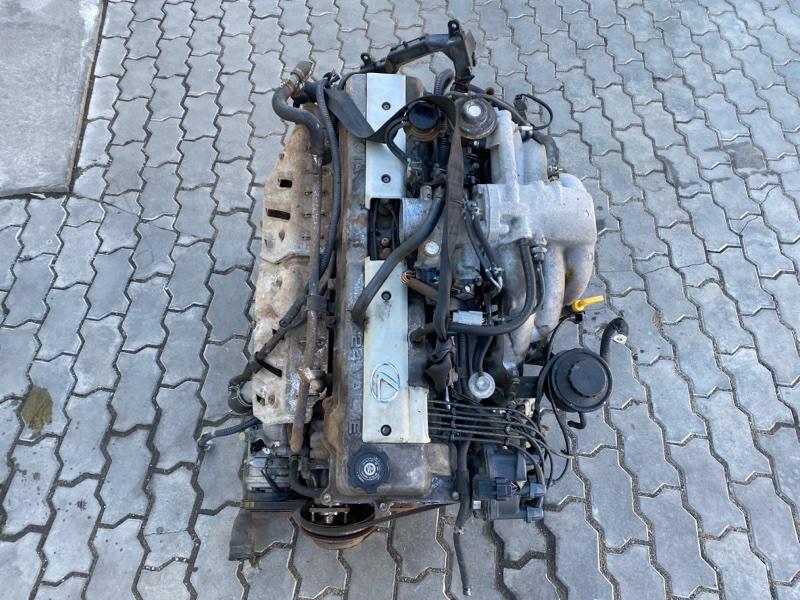 Двигатель Toyota Land Cruiser FZJ80 1FZFE 1993 (б/у)