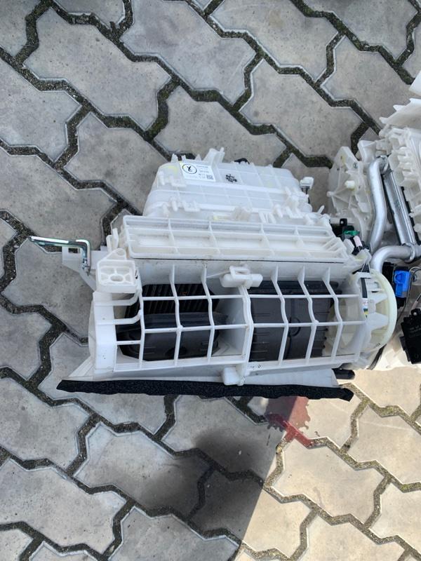 Мотор печки Lexus Gs350 AWL10 2GRFSE 2014 (б/у)