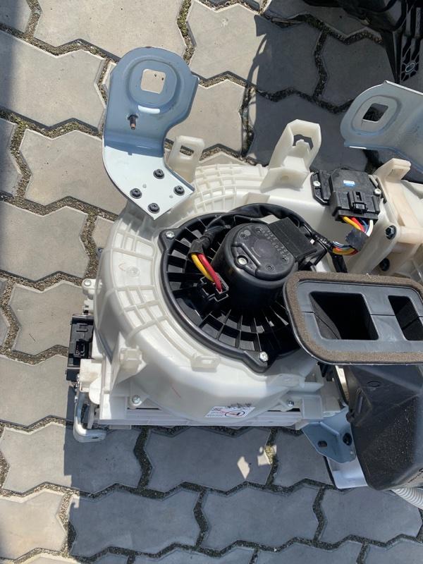 Мотор печки Lexus Rx400H MHU38 3MZFE 2006 (б/у)