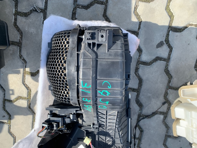Мотор печки Mercedes-Benz C-Class W205 M177DE40AL 2013 (б/у)