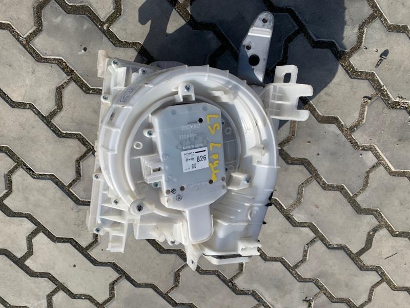 Мотор печки Lexus Ls460 USF40 1URFSE 2006 (б/у)