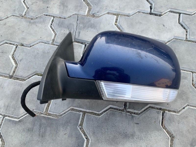 Зеркало Volkswagen Touareg 7LA AXQ 2003 левое (б/у)
