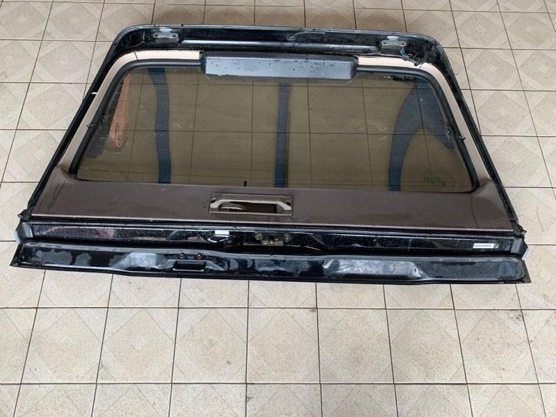 Обшивка двери багажника Toyota Land Cruiser HDJ81 1HDFT 1992 (б/у)