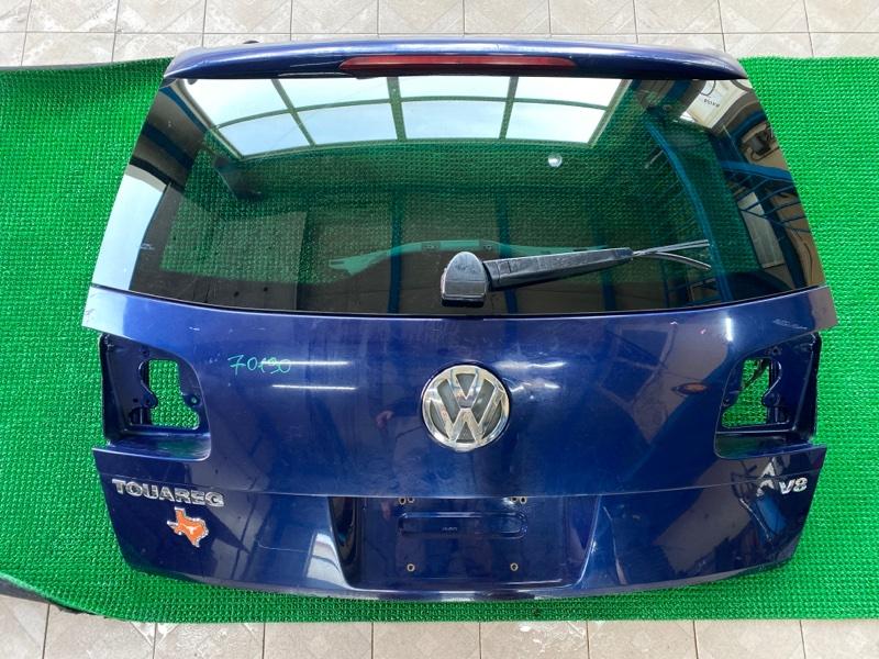 Стекло двери багажника Volkswagen Touareg 7LA AXQ 2003 (б/у)