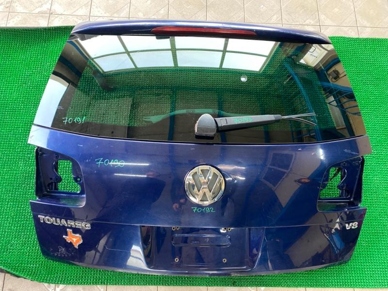 Моторчик заднего дворника Volkswagen Touareg 7LA AXQ 2003 (б/у)