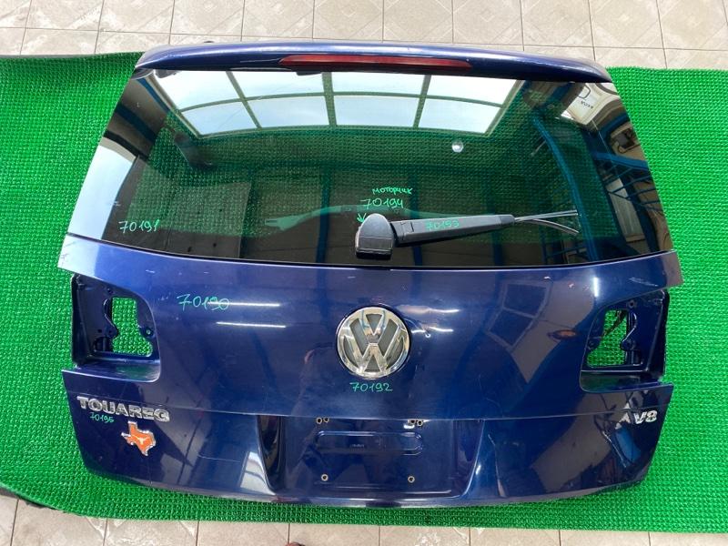 Замок двери багажника Volkswagen Touareg 7LA AXQ 2003 (б/у)
