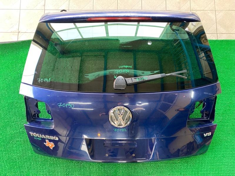 Петли двери багажника Volkswagen Touareg 7LA AXQ 2003 (б/у)