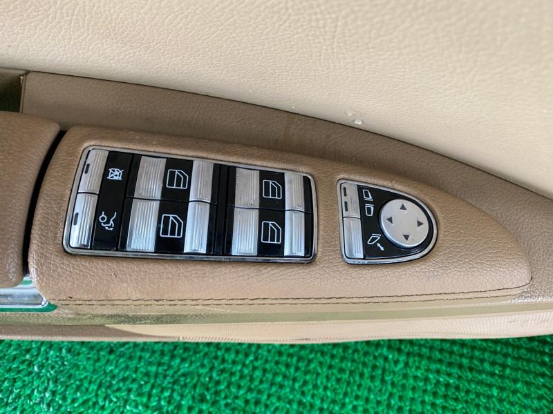 Блок управления стеклоподъемниками Mercedes-Benz S-Class W221 M273E46 2007 передний левый (б/у)