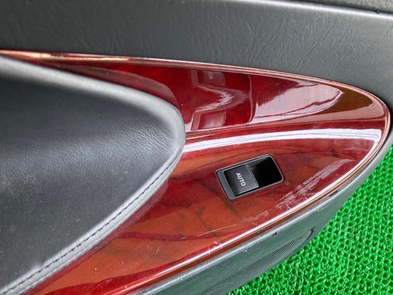 Пульт стеклоподъемника Lexus Gs GRS196 3GRFSE 2007 задний левый (б/у)