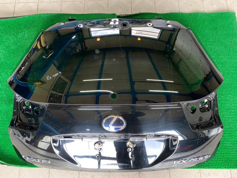 Датчик открывания багажника Lexus Rx400H MHU38 3MZFE 2003 левый (б/у)