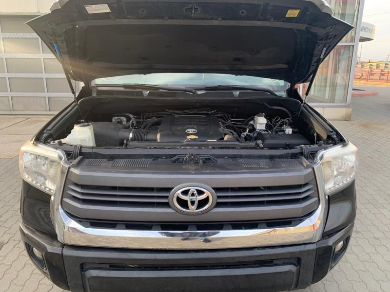 Двигатель Toyota Tundra USK56 3URFE 2008 (б/у)