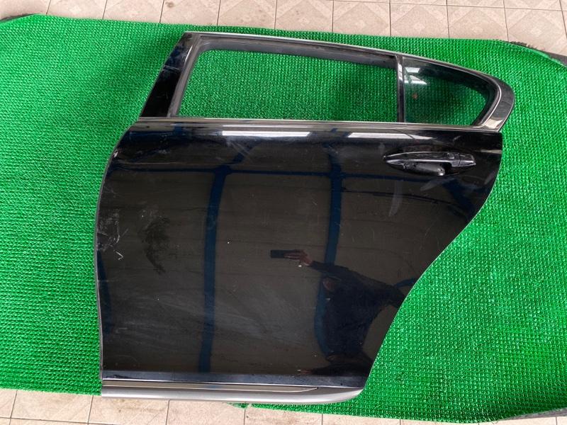 Дверь Lexus Gs GRS196 3GRFSE 2007 задняя левая (б/у)