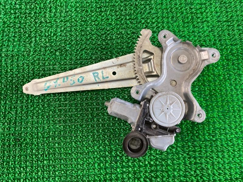 Стеклоподъемник Lexus Gx460 URJ150 1URFE 2009 задний левый (б/у)