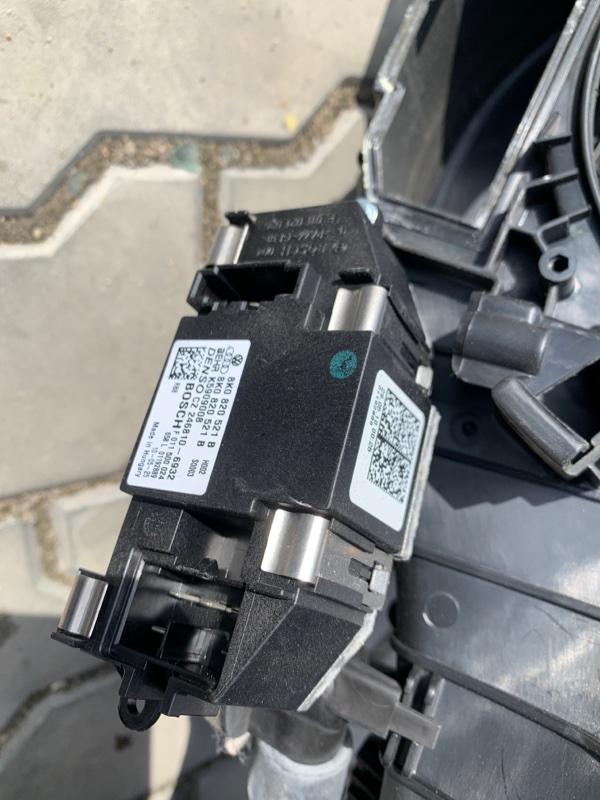 Реостат печки Audi Q5 8RB CAGA 2009 (б/у)