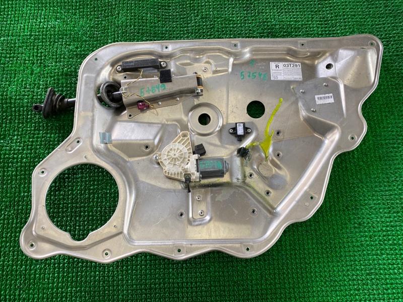Стеклоподъемник Mercedes-Benz S-Class W221 M273E55 2007 задний правый (б/у)