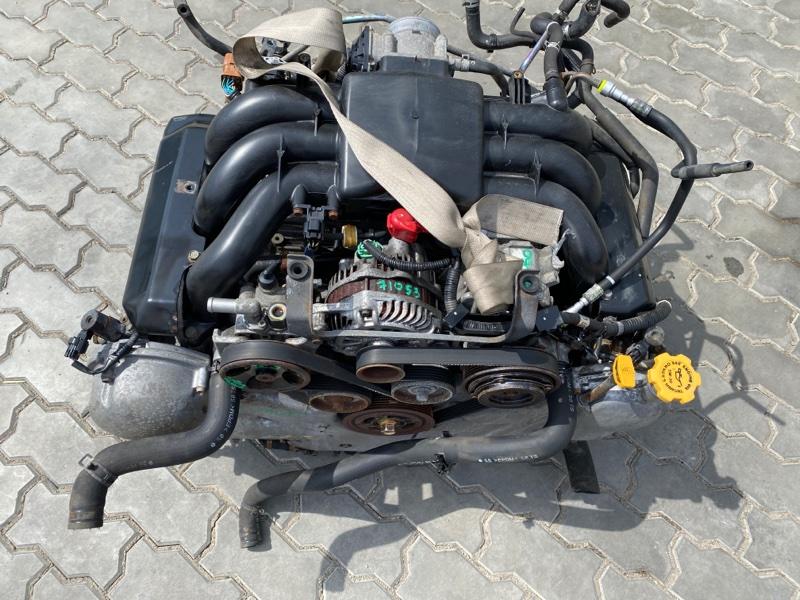 Форсунки топливные Subaru B9 Tribeca WXE EZ30 2004 (б/у)