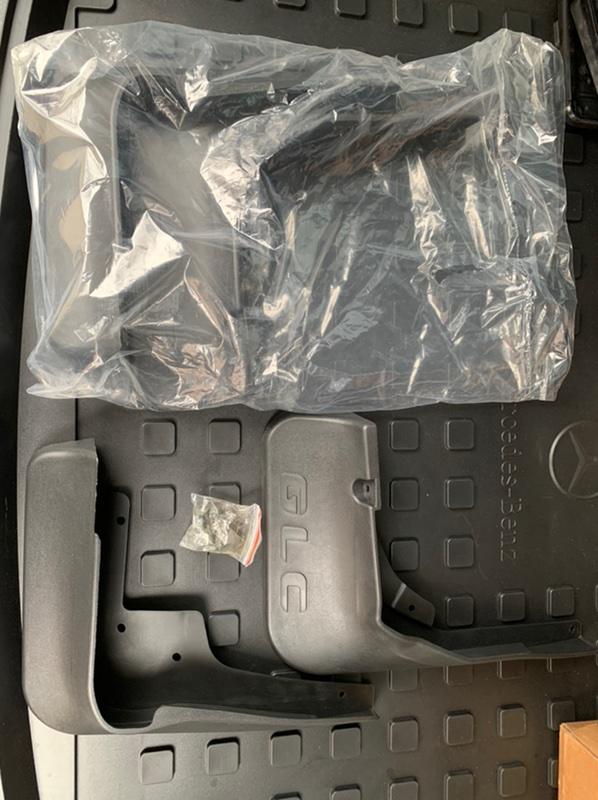 Брызговики Mercedes-Benz Gle C167 M177DE40AL 2018 (б/у)