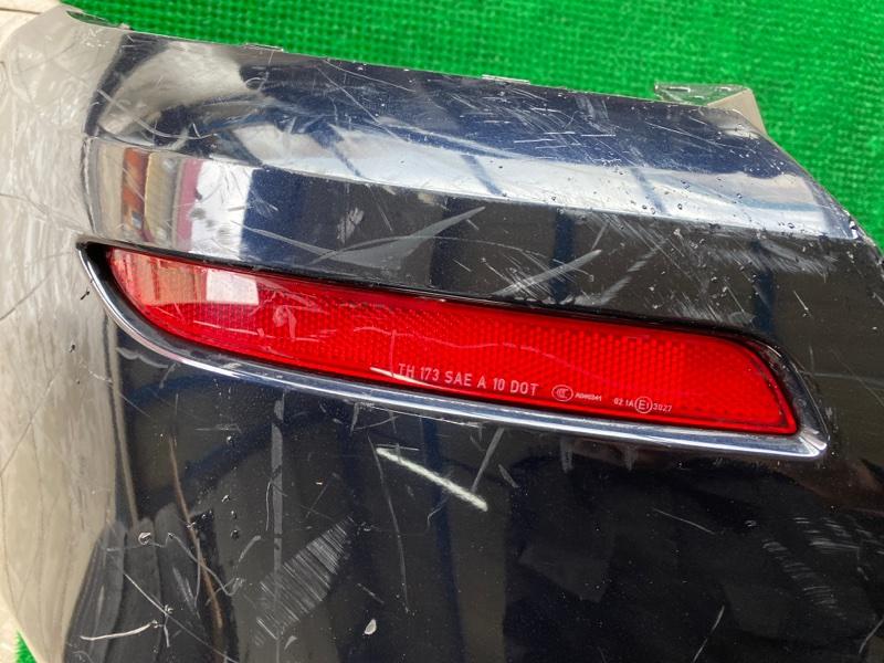 Катафот в бампер Bmw 5-Series F10 N20B20 2009 задний левый (б/у)