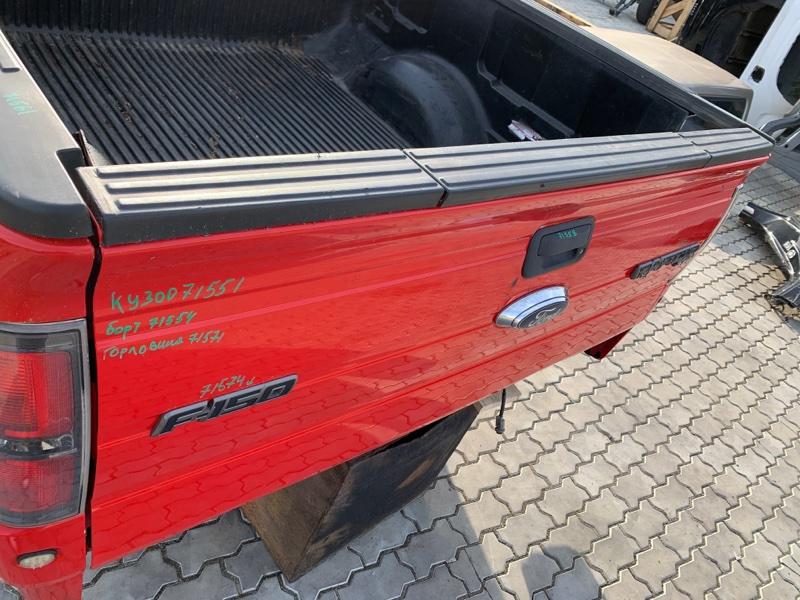 Накладка на борт кузова Ford F-150 6.2 OHC 2012 (б/у)